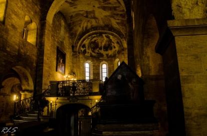 Basílica de San Jorge en el Castillo de Praga
