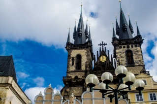 Iglesia de Nuestra Señora del Týn
