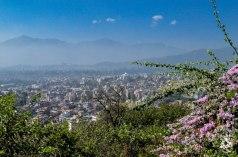 Vista desde Swayambunath