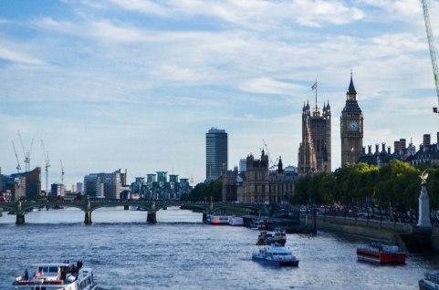 10 Londres Rio Tamesis