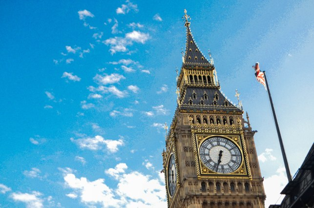 14 Londres Big Ben