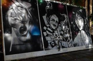 Mural callejero (Londres)