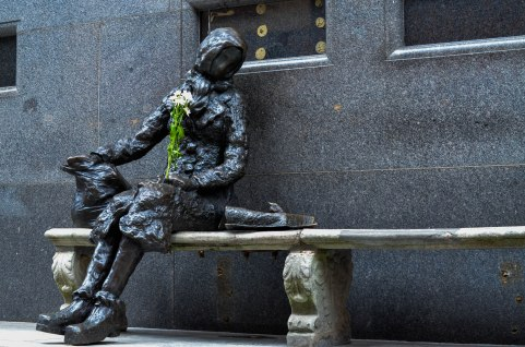 Estatua de Eleanor Rigby (Liverpool)