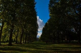 8 Londres Palace gardens