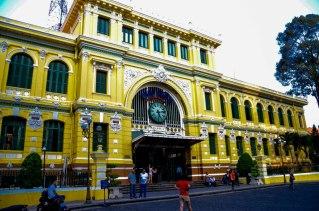 109 Palacio de Correos de Ho Chi Minh