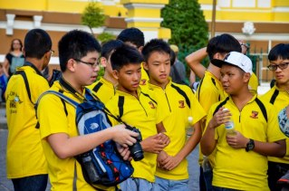 110 Chinos en Ho Chi Minh