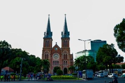 113 Catedral de Notre Dame Ho Chi Minh