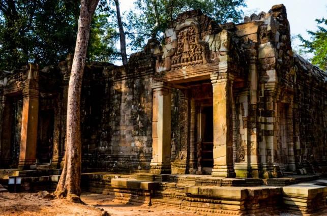 12 templo de Ta Prohm