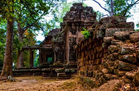 15 templo de Ta Prohm