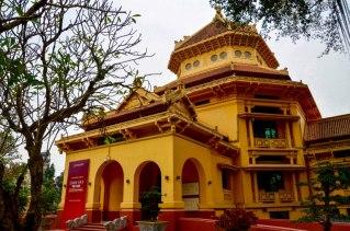 16 Hanoi - Museo de la Historia Nacional Vietnamita