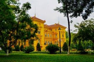 2 Hanoi - Palacio del Gobernador