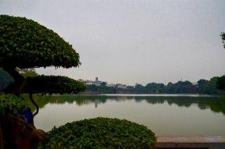 29 Hanoi - Lago Hoam Kien