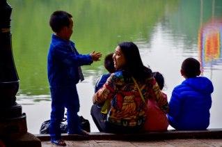 31 Hanoi - Lago Hoam Kien
