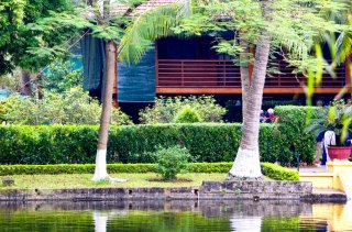 4 Hanoi - Casa de Ho Chi Minh