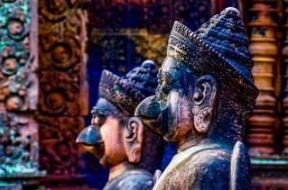 76 Templo Banteay Srey
