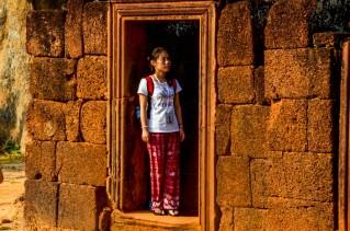 77 Templo Banteay Srey
