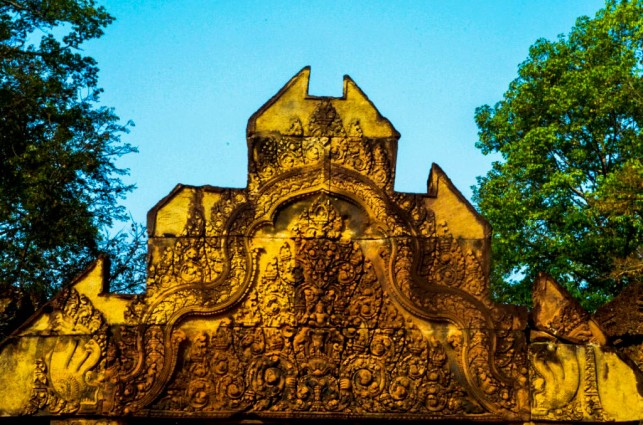 78 Templo Banteay Srey