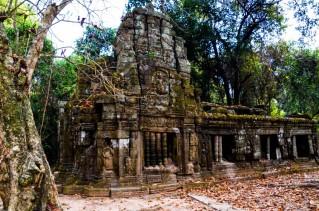 8 templo de Ta Prohm