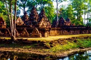83 Templo Banteay Srey