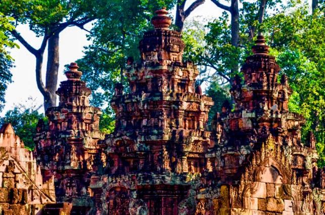 84 Templo Banteay Srey