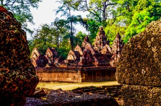 85 Templo Banteay Srey