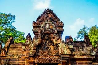 87 Templo Banteay Srey