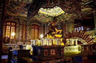 97 Hue - Tumba Imperial de Khai Dinh