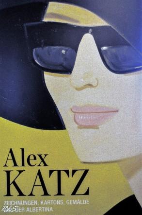 Alex Katz en Museo Albertina (Viena)