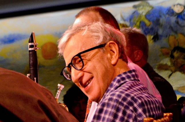 Woody Allen. Noche de jazz en el Carlyle NY