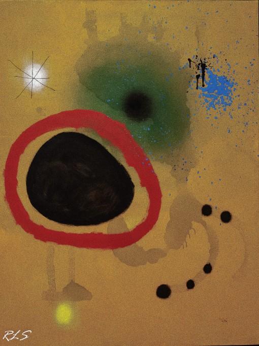Miró en Albertina (Viena)