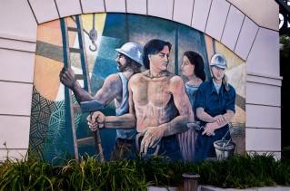 Mural en Corrientes