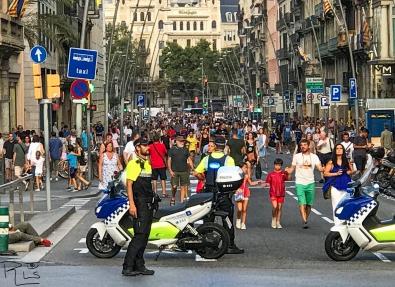 23 Manifestación por atentado